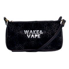 Wake&vape Leopard  Evening Bag by OCDesignss