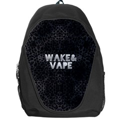 Wake&vape Leopard  Backpack Bag by OCDesignss
