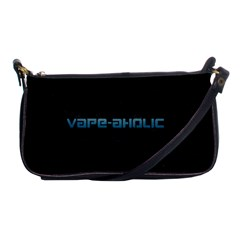 Vape Aholic Turquoise  Evening Bag by OCDesignss