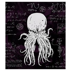 Eh Monster Bag By Doug Evans   Drawstring Pouch (medium)   Hdkyuvl604uf   Www Artscow Com Front