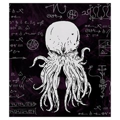 Eh Monster Bag By Doug Evans   Drawstring Pouch (medium)   Hdkyuvl604uf   Www Artscow Com Back