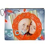 xmas - Canvas Cosmetic Bag (XXXL)
