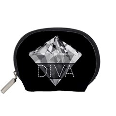 Diva Diamond  Accessory Pouch (Small) by OCDesignss