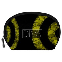 Diva Bling  Accessory Pouch (large) by OCDesignss