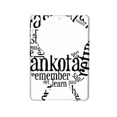 Sankofashirt Apple iPad Mini 2 Hardshell Case by afromartha