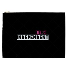 Independent Bit H Cosmetic Bag (xxl) by OCDesignss