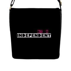 Independent Bit H Flap Closure Messenger Bag (large) by OCDesignss