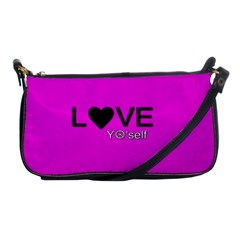 Love Yo self  Evening Bag by OCDesignss