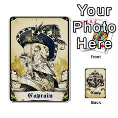 Coup By Maciej Bartylak   Playing Cards 54 Designs   Etnsoxbk5gvw   Www Artscow Com Front - Spade4