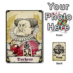 Coup By Maciej Bartylak   Playing Cards 54 Designs   Etnsoxbk5gvw   Www Artscow Com Front - Club2