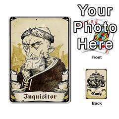 Coup By Maciej Bartylak   Playing Cards 54 Designs   Etnsoxbk5gvw   Www Artscow Com Front - Club3