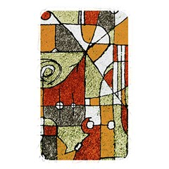 Multicolored Abstract Tribal Print Memory Card Reader (rectangular) by dflcprints