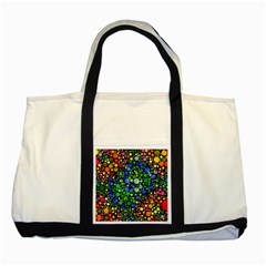Bling Skiddles Two Toned Tote Bag by OCDesignss