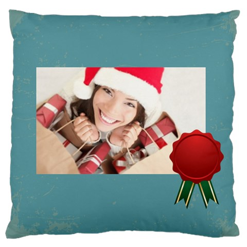 Xmas By Xmas   Standard Flano Cushion Case (one Side)   9jxtso0ozq2r   Www Artscow Com Front