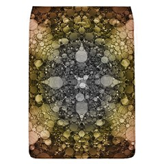 Abstract Earthtone  Removable Flap Cover (large) by OCDesignss