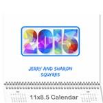 K s Dad s Calendar - Wall Calendar 11  x 8.5  (12-Months)