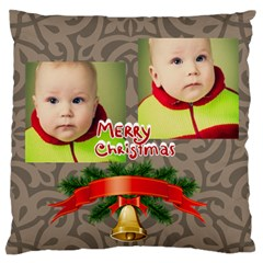 Xmas By Xmas   Large Flano Cushion Case (two Sides)   A4atlk3u0u11   Www Artscow Com Front