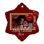 ornament 2(2) - Ornament (Snowflake)