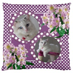 Happy Days Standard Flano Case (2 Sided) By Deborah   Standard Flano Cushion Case (two Sides)   Hen3ihjiuk6a   Www Artscow Com Back