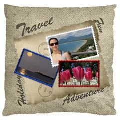 Europe Holiday Standard Flano Case (2 Sided) By Deborah   Standard Flano Cushion Case (two Sides)   Ywy4ifk1vzi1   Www Artscow Com Front