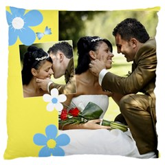 My Sunny Day Standard Flano Case (2 Sided) By Deborah   Standard Flano Cushion Case (two Sides)   Kvkkwyfwt5tl   Www Artscow Com Back