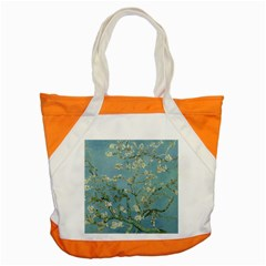 Vincent Van Gogh, Almond Blossom Accent Tote Bag by Oldmasters