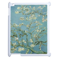 Vincent Van Gogh, Almond Blossom Apple Ipad 2 Case (white) by Oldmasters