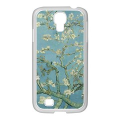 Vincent Van Gogh, Almond Blossom Samsung Galaxy S4 I9500/ I9505 Case (white) by Oldmasters