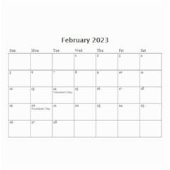 Bleedingheart Wall Calendar 8 5x6 By Chere s Creations   Wall Calendar 8 5  X 6    Smjefuqszr50   Www Artscow Com Feb 2015