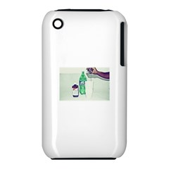 Dirty $prite Apple iPhone 3G/3GS Hardshell Case (PC+Silicone) by FastMoneyInc