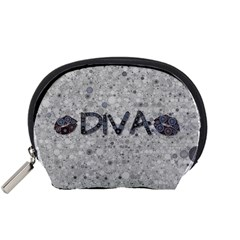 Sassy Diva  Accessory Pouch (small) by OCDesignss