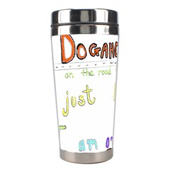 D0gaholic Stainless Steel Travel Tumbler by Contest1918526