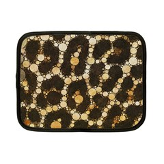 Cheetah Abstract  Netbook Sleeve (small) by OCDesignss