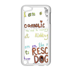 D0gaholic Apple Ipod Touch 5 Case (white) by Contest1918526