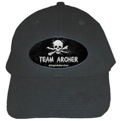 R Archer Black Baseball Cap by KattsKreations