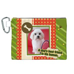 Pet By Pet    Canvas Cosmetic Bag (xl)   Nv85ws3zlhi5   Www Artscow Com Front