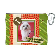 Pet By Pet    Canvas Cosmetic Bag (xl)   Nv85ws3zlhi5   Www Artscow Com Back