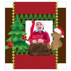 Xmas By Jacob   Drawstring Pouch (large)   Rfd7kv1uuouu   Www Artscow Com Front
