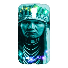 Magical Indian Chief Samsung Galaxy S4 I9500/i9505 Hardshell Case by icarusismartdesigns