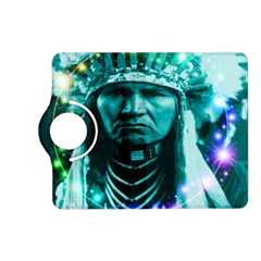 Magical Indian Chief Kindle Fire Hd (2013) Flip 360 Case by icarusismartdesigns