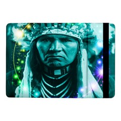 Magical Indian Chief Samsung Galaxy Tab Pro 10 1  Flip Case by icarusismartdesigns