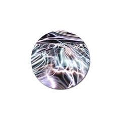 Solar Tide Golf Ball Marker by icarusismartdesigns