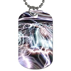 Solar Tide Dog Tag (two Sided)  by icarusismartdesigns