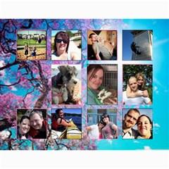 2015 By Vanessa Janzen   Wall Calendar 11  X 8 5  (12 Months)   0mc3x1jdjxhr   Www Artscow Com Month