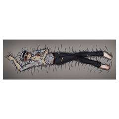 Mike The Night Watcher By Morgan R Rakes   Body Pillow Case Dakimakura (two Sides)   Zph49vcmtjpj   Www Artscow Com Front