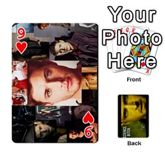 Darion By Shawn Erickson   Playing Cards 54 Designs   3nukk5opjcu8   Www Artscow Com Front - Heart9