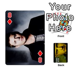 Darion By Shawn Erickson   Playing Cards 54 Designs   3nukk5opjcu8   Www Artscow Com Front - Diamond8