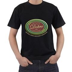 Wonderful Dobro Guitars 1927 Men s T Shirt (black) by goodmusic