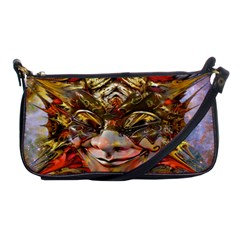 Star Clown Evening Bag by icarusismartdesigns