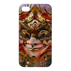 Star Clown Apple Iphone 4/4s Hardshell Case by icarusismartdesigns